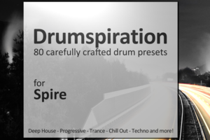 Drumspiration for Spire